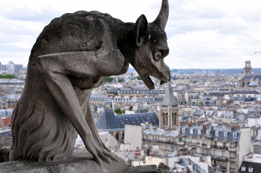 Gargouille Notre Dame